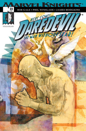Daredevil Vol 2 22