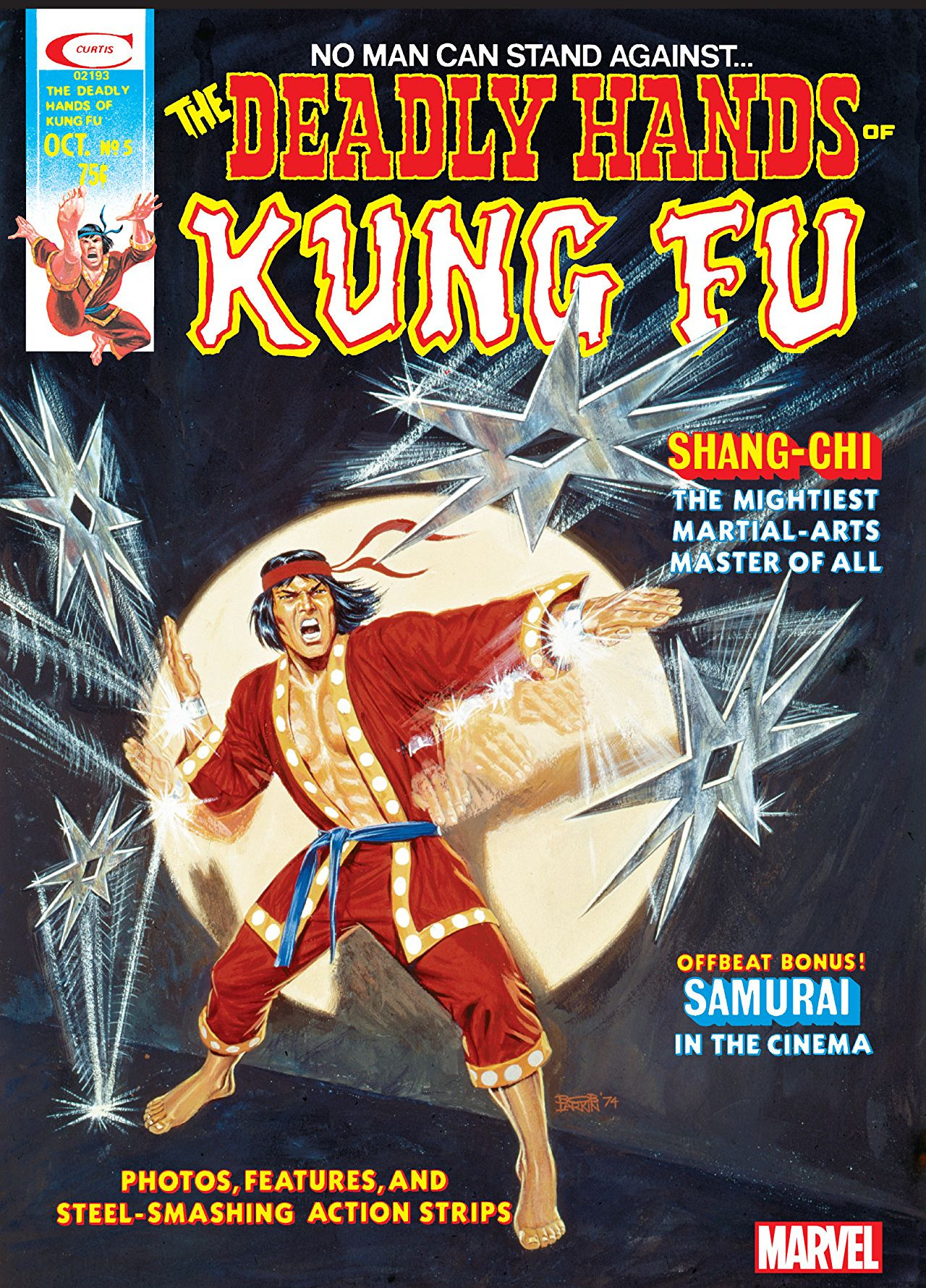 Deadly Hands Of Kung Fu Vol 1 5 Marvel Database Fandom Powered