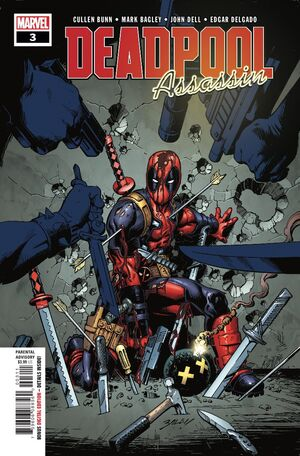 Deadpool Assassin Vol 1 3