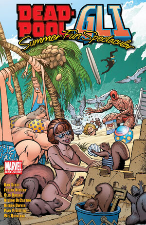 Deadpool GLI - Summer Fun Spectacular Vol 1 1