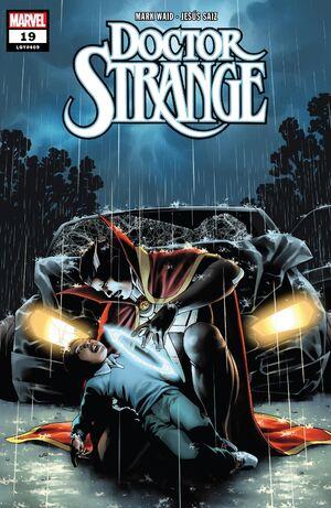 Doctor Strange Vol 5 19