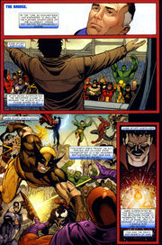 Earth-616, Earth-538, Earth-29007, and Earth-2819 from Dark Reign Fantastic Four Vol 1 3 001