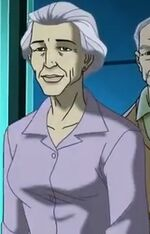 Gail Richards (Earth-3488) from Ultimate Avengers The Movie 0001