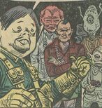 Ghoul Planet (Space Pirates) (Earth-5391) from Spaceman Vol 1 3 0001