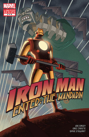 Iron Man Enter the Mandarin Vol 1 2