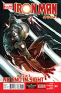 Iron Man Special Vol 1 1
