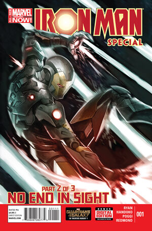 Iron Man Special Vol 1 1