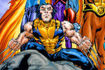 James Howlett (Earth-523004) from What If Magneto Had Formed the X-Men With Professor X? Vol 1 1 0001