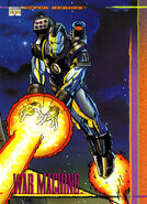 James Rhodes (Earth-616) from Marvel Universe Cards Series IV 0001
