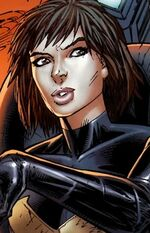 Janet Van Dyne (Earth-7642) from Fusion Vol 1 1 001