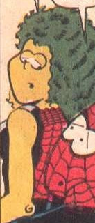 Jennifer Walters (Earth-89768) from Fred Hembeck Destroys the Marvel Universe Vol 1 1 0001