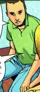 Jim Davis (Earth-616) from Spider-Man Unlimited Vol 3 1 0001