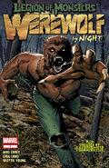 Legion of Monsters Werewolf by Night Vol 1 1