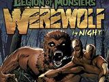 Legion of Monsters: Werewolf by Night Vol 1 1