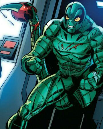 Scorpion S Suit Marvel Database Fandom