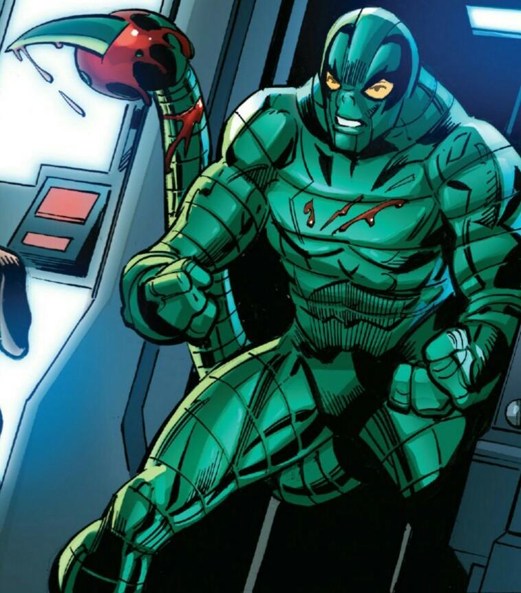 Scorpion's Suit | Marvel Database | Fandom