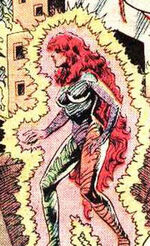 Mara (Microverse) (Earth-616) from Micronauts Vol 1 31 0001