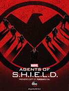 Marvel's Agents of S.H.I.E.L.D. poster 003