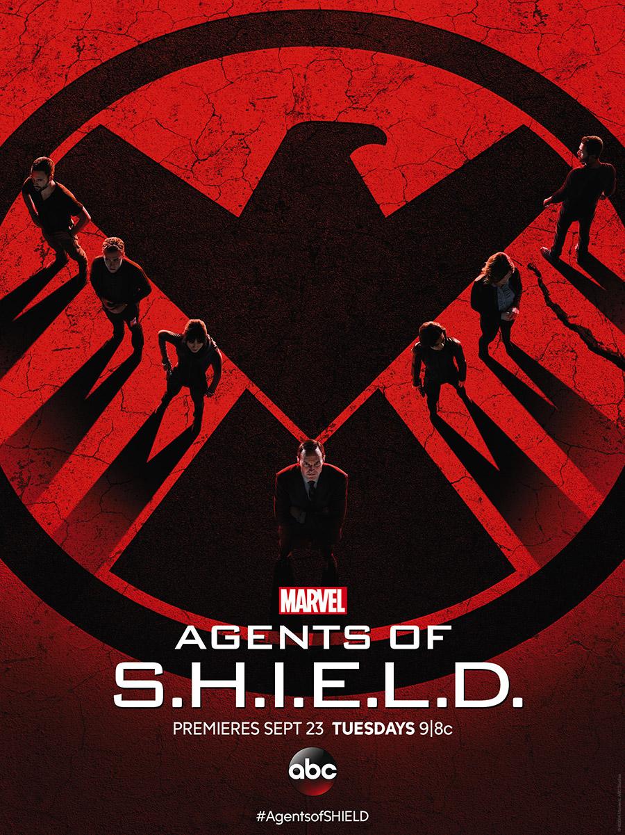 Image Marvels Agents Of Shield Poster 003g Marvel