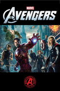 Marvel's The Avengers Vol 1 1 Textless