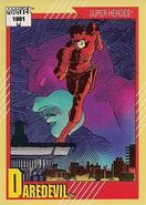 Matthew Murdock (Earth-616) from Marvel Universe Cards Series II 0001