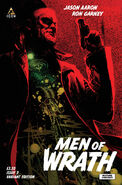 Men of Wrath Vol 1 3 Harris Variant