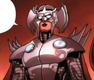 Neena Thurman (Earth-5014) from Cable and X-Force Vol 1 12 002
