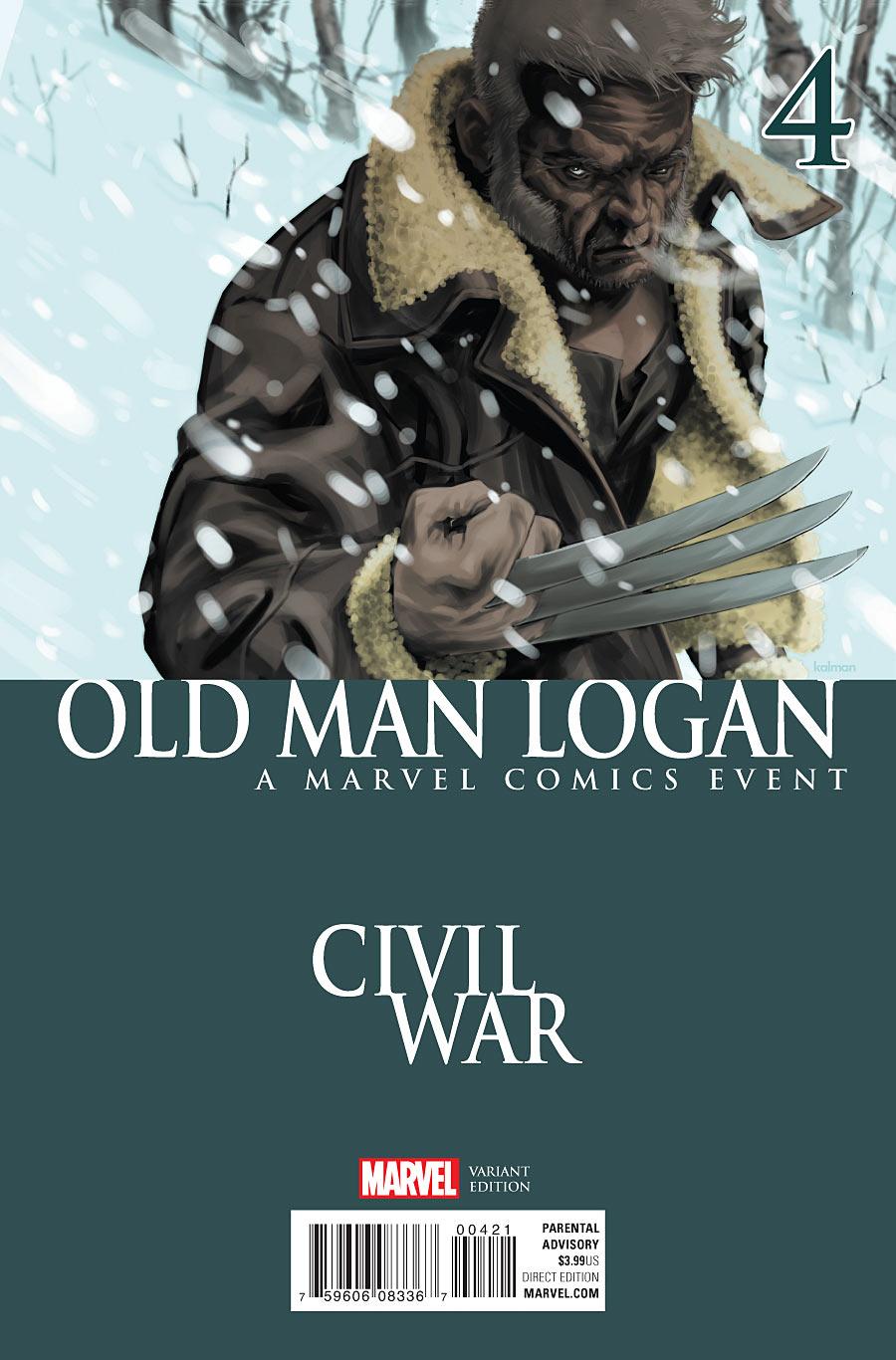 Image old man logan vol 2 4 civil war variantg marvel old man logan vol 2 4 civil war variantg altavistaventures Gallery