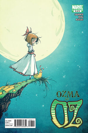 Ozma of Oz Vol 1 8