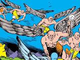 Parrot-Men