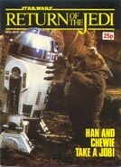 Return of the Jedi Weekly (UK) Vol 1 21
