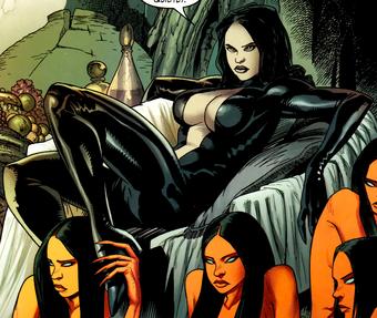 Satana Hellstrom (Earth-616) | Marvel Database | Fandom