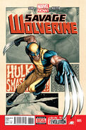 Savage Wolverine Vol 1 5