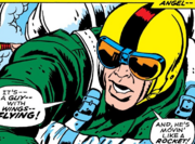 Seymour (Skydiver) (Earth-616) from Avengers Vol 1 53 001