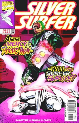 Silver Surfer Vol 3 143