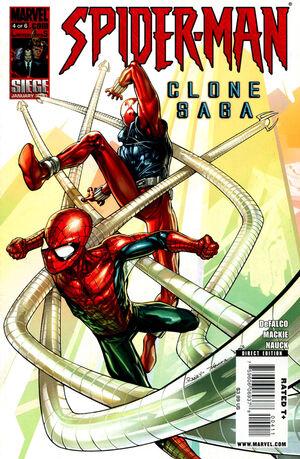 Spider-Man The Clone Saga Vol 1 4