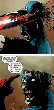 Steven Rogers (Earth-2149) from Marvel Zombies Vol 1 1 0001