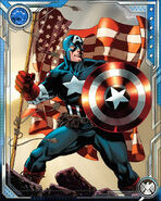 Steven Rogers (Earth-616) from Marvel War of Heroes 029