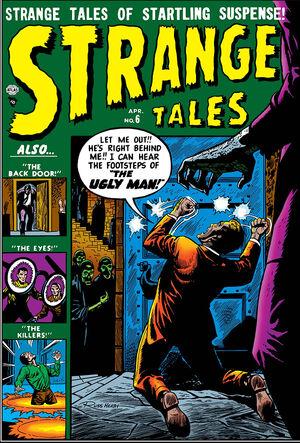 Strange Tales Vol 1 6