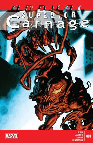 Superior Carnage Annual Vol 1 1