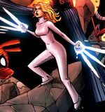 Tandy Bowen (Earth-7231) from Ultimate Civil War Spider-Ham Vol 1 1 0001