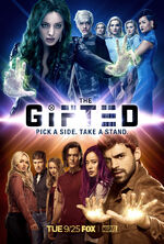 The Gifted (TV series) poster 008