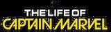 The Life Of Captain Marvel (2018) logo