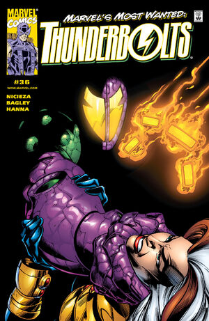 Thunderbolts Vol 1 36