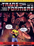 Transformers (UK) Vol 1 23