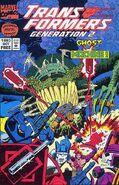 Transformers Generation 2 Halloween Special Edition Vol 1 1