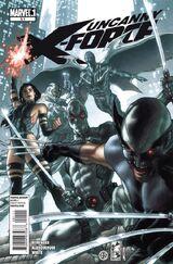 Uncanny X-Force Vol 1 5.1