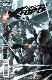 Uncanny X-Force Vol 1 5.1