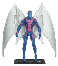 Warren Worthington III (Earth-616) from Marvel Universe (Toys) Series 2 Wave VIII 0001