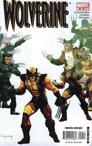 Wolverine Vol 3 59